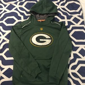 Other - 💰Boys Green Bay Packers hoodie